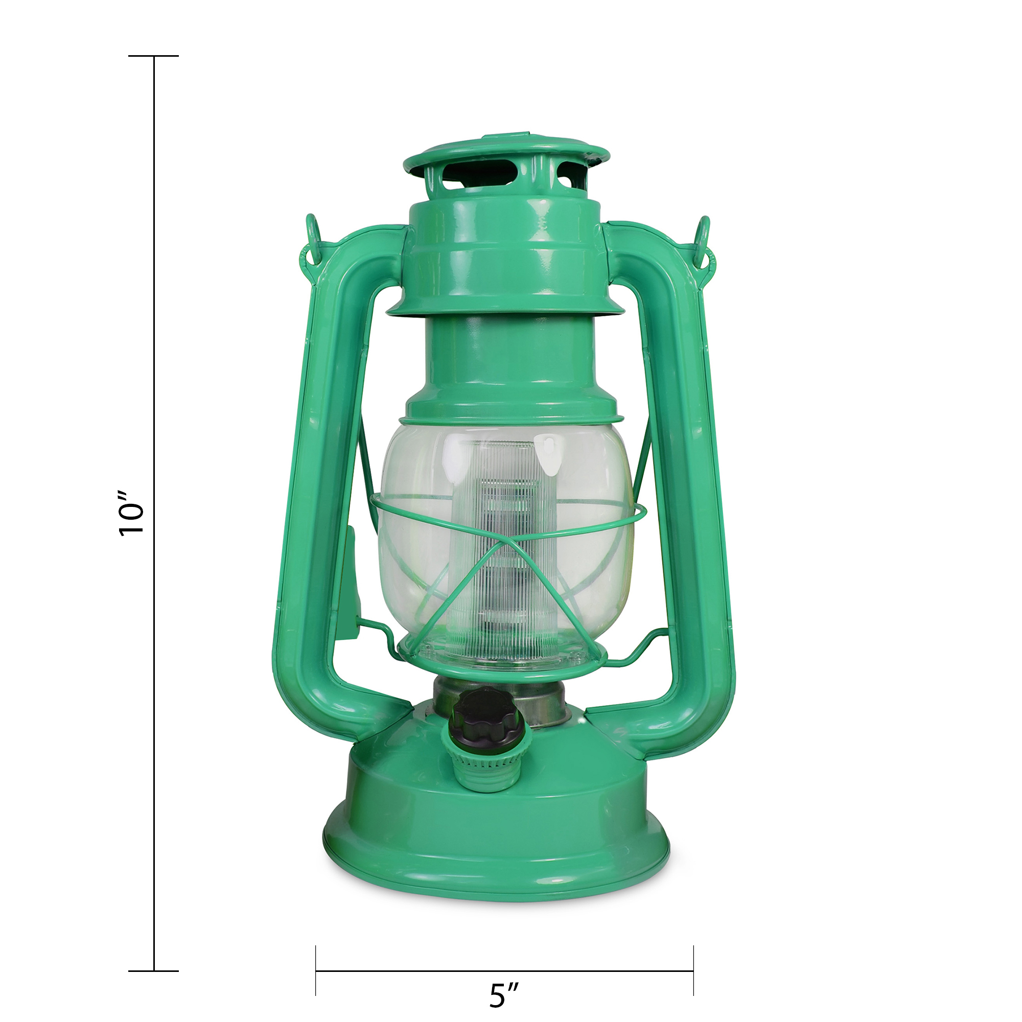 Northpoint Vintage Style Island Breeze Hurricane Lantern with 12 ...