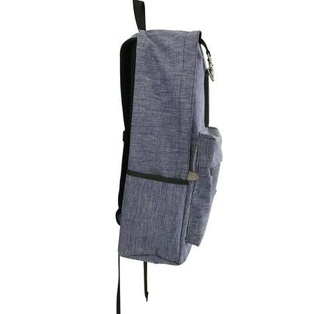 Transformers: Licensed Multi-Purpose Laptop Backpack-DECEPTICON GRAY EXTERIOR/RED INTERIOR-Padded Pocket For 15.6-inch Devices, Chrome Decepticon Shield, Decepticon Shield Zipper Pulls- Tech