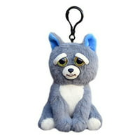 Feisty Pets Mini Sammy Suckerpunch 5 Inch Plush Figure