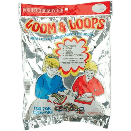 Weaving Loops - Weaving Loom & Loops