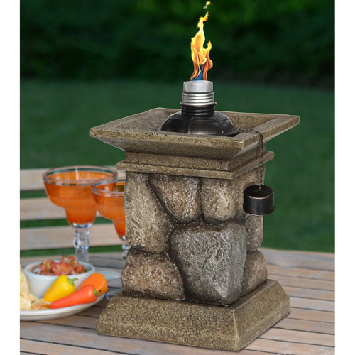 Ridgecrest Oil Canister Fire Pit Tabletop Bowl