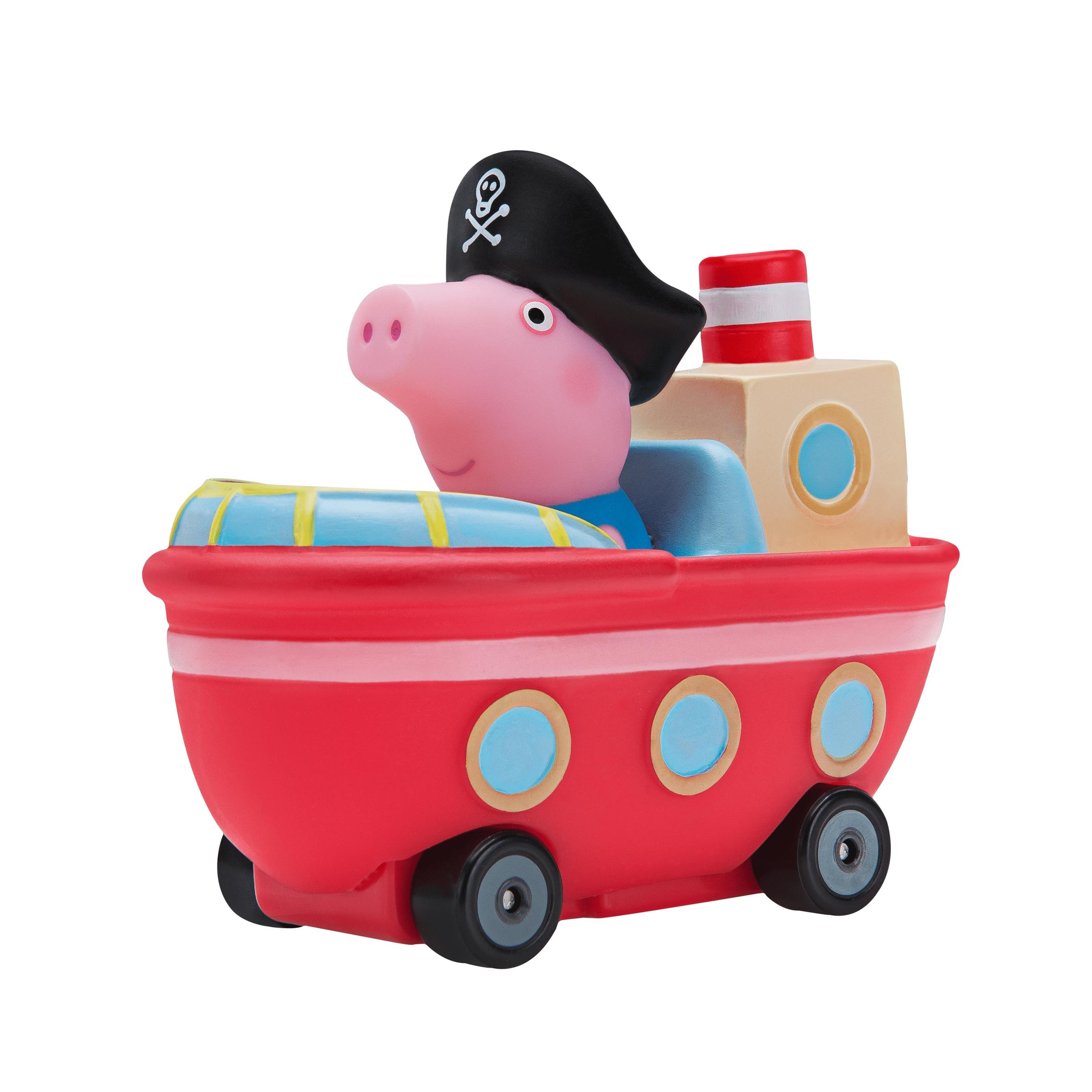 Peppa Pig Peppa Mini Red Boat