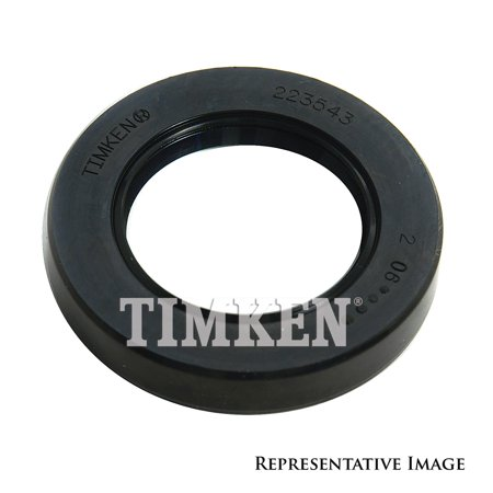 Nissan Differential Seal - Timken 712010 Differential Pinion Seal for Mazda 626, RX-7, Nissan 720, D21