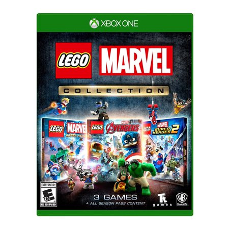 The LEGO Marvel Collection, Warner Bros., Xbox One, 00883929670499