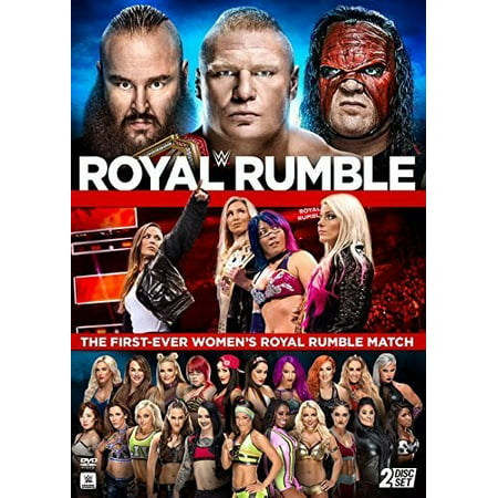 WWE: Royal Rumble 2018 (DVD)