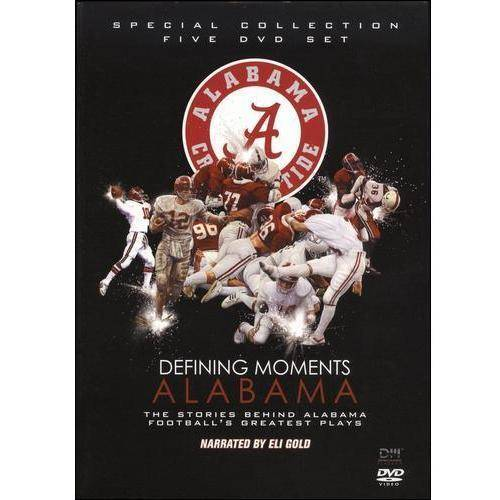 Defining Moments: Alabama - The Stories Behind Alabama Football's Greatest Plays Box Set (Special Collector's Edition)