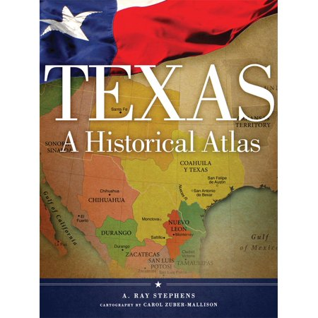 Oklahoma Atlas (Texas : A Historical Atlas)