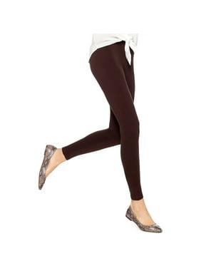 Women's Basic Cotton Leggings