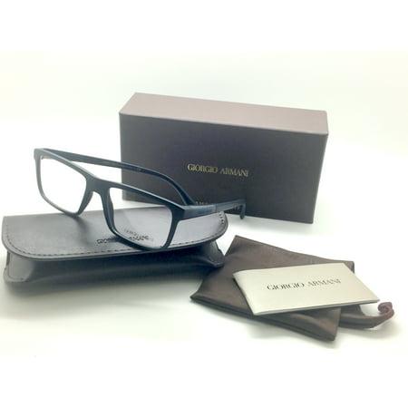 bb5354cd3a6 Giorgio Armani Men Blue Square New Eyeglasses AR 7069 Matte 5423 54 Plastic  - Walmart.com