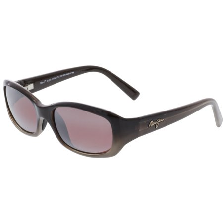 Maui Jim Men's Polarized Punchbowl R219-01 Brown Oval (Maui Sunglasses Discount)