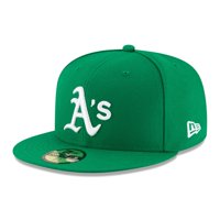Oakland Athletics New Era Alt Authentic Collection On-Field 59FIFTY Fitted Hat - Green