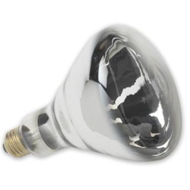 Durvet Supreme Lighting Heat Lamp Bulb White 250 Watt Pack Of 12 - 03504/6-01338