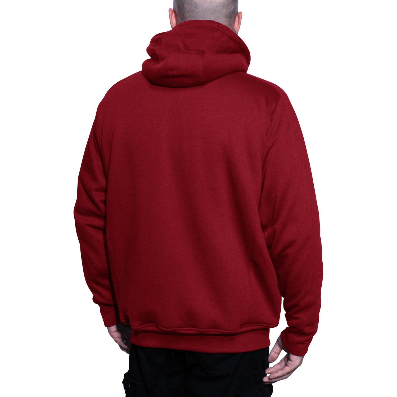 Franchise Club Alabama Crimson Tide Avalanche Fleece Zip-up Hooded Jacket