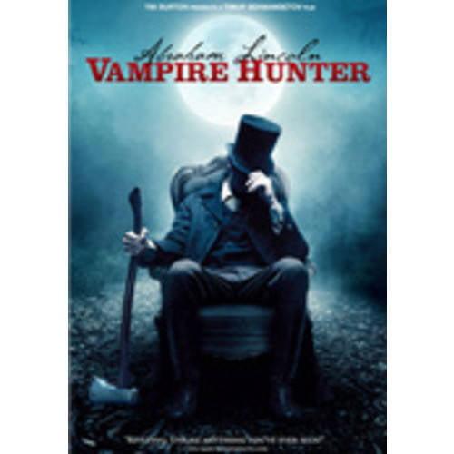 Abraham Lincoln: Vampire Hunter (Blu-ray) by