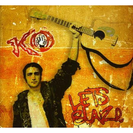Let's Blaze (CD)