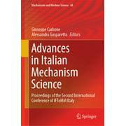 Advances in Italian Mechanism Science - eBook