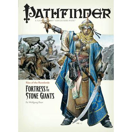 Pathfinder #4 Rise of the Runelords: Fortress of the Stone Giants ()