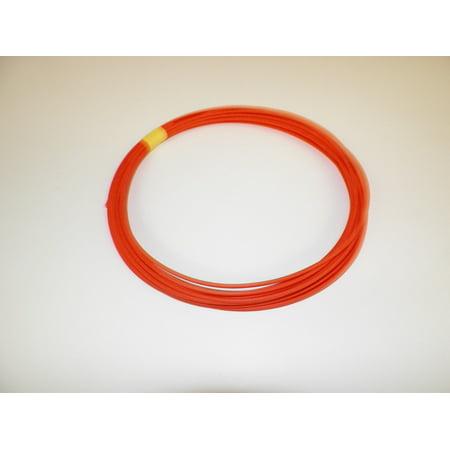 General Purpose Motorcycle - 22 Ga. ORANGE Abrasion-Resistant General Purpose Wire (TXL) - (25 feet coil)