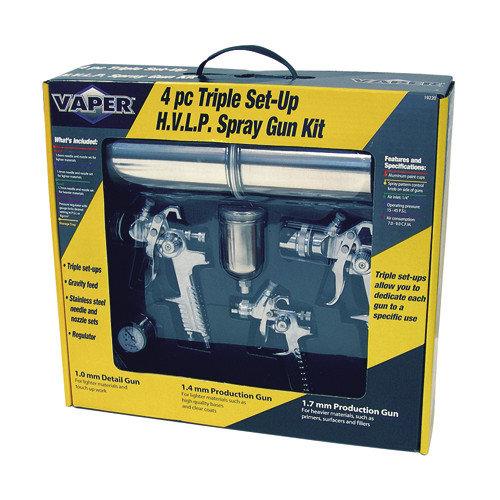 Titan Hvlp Spray Gun 4Pc Kit