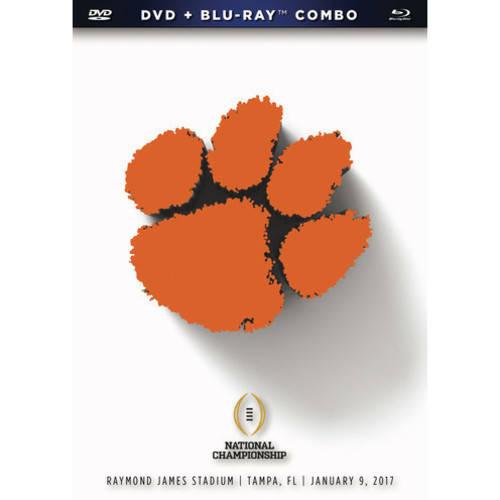 2016-17 CFP National Championship (Blu-ray) by Gaiam Americas