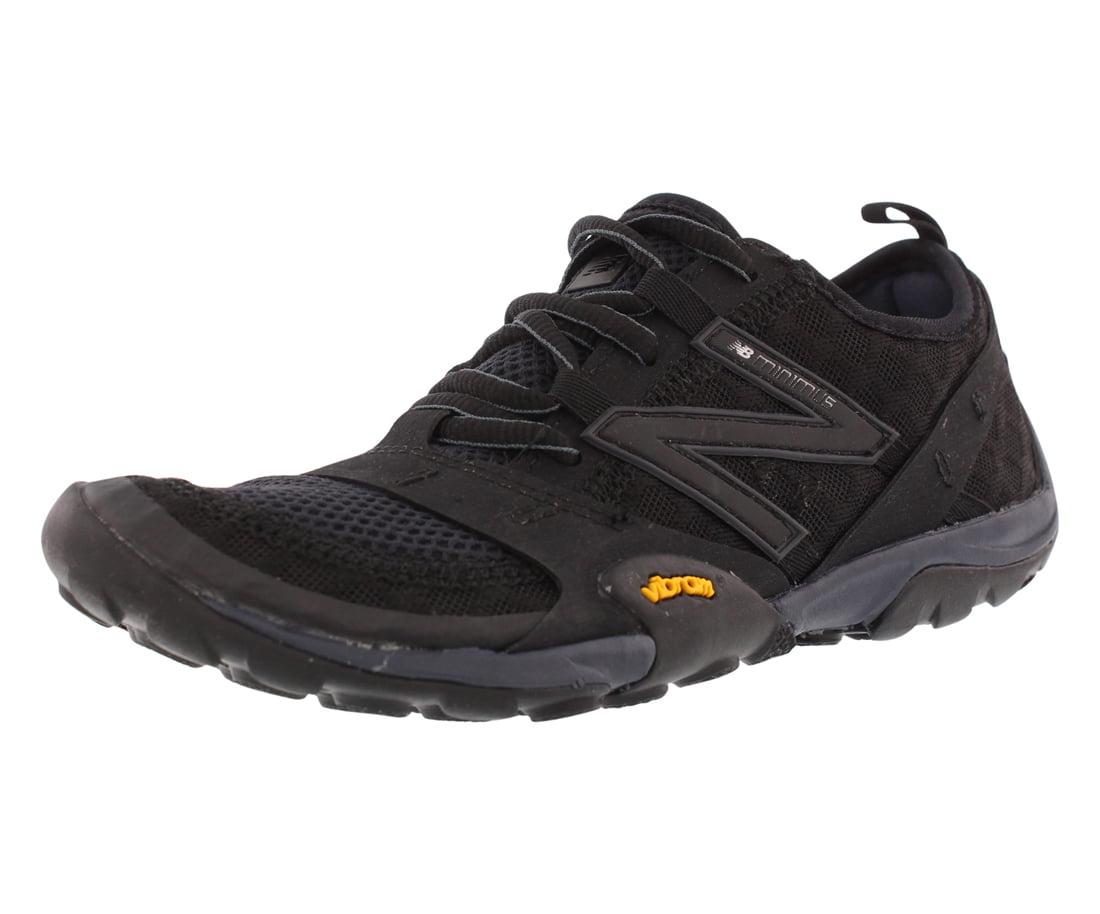 New Balance Women's WT10v1 Minimus Trail Running Shoe, Black, 9 B US