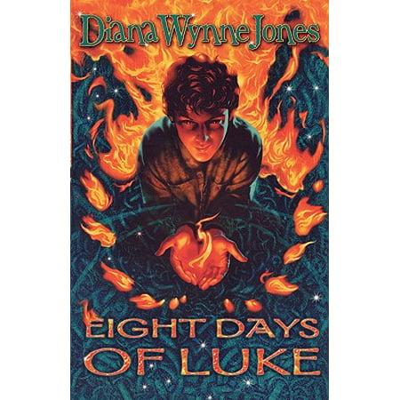 Eight Days of Luke. by Diana Wynne Jones