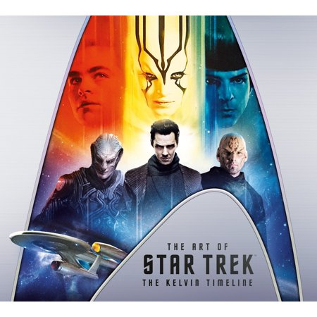 The Art of Star Trek: The Kelvin Timeline - History Of Halloween Timeline