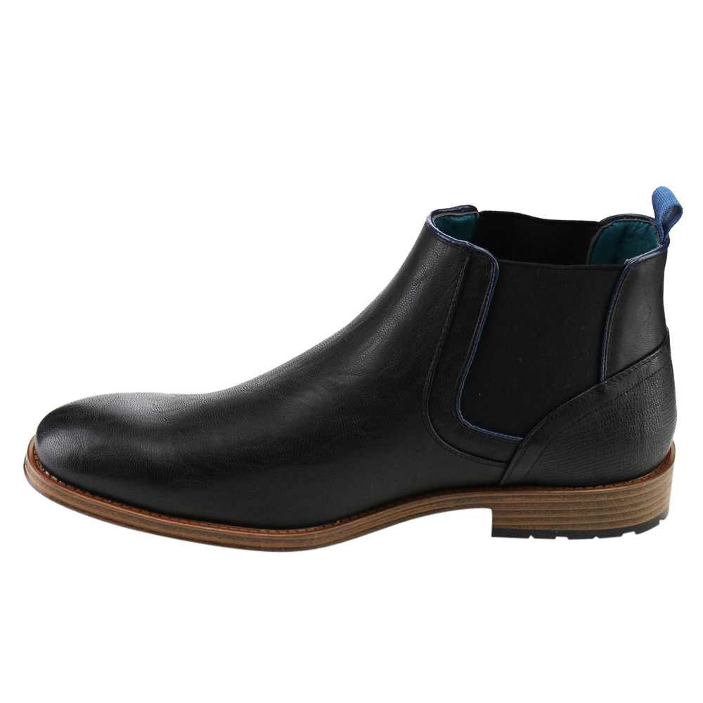 Arider AD07 Men's Pull On Elastic Ankle Boots Affordable and personalized shoes