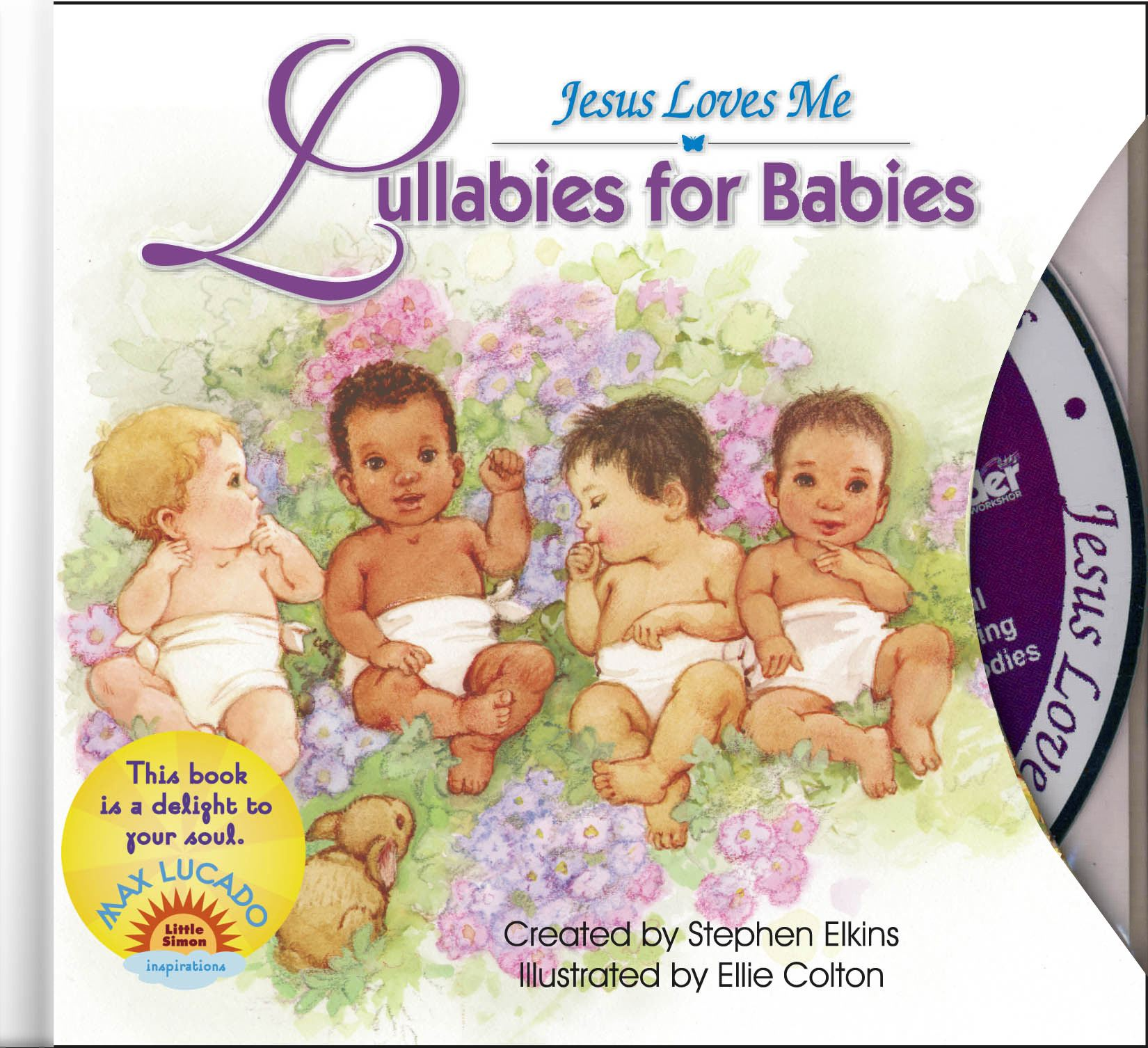 Lullabies for Babies : Book and CD