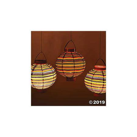 Light Up Fiesta Lantern Set