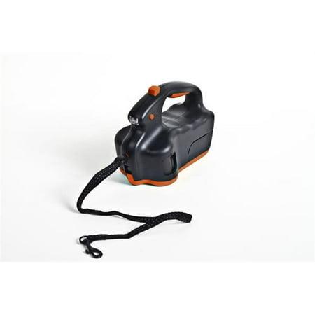 CLEANTRAKS CTULC-ORANGE ULTRALEASH Retractable Cord Ultra Leash for Dog  Orange](Dig Corp)