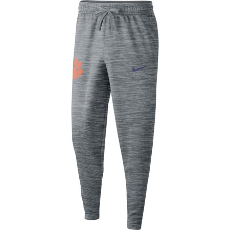 Clemson Tigers Nike Spotlight Pants - Gray