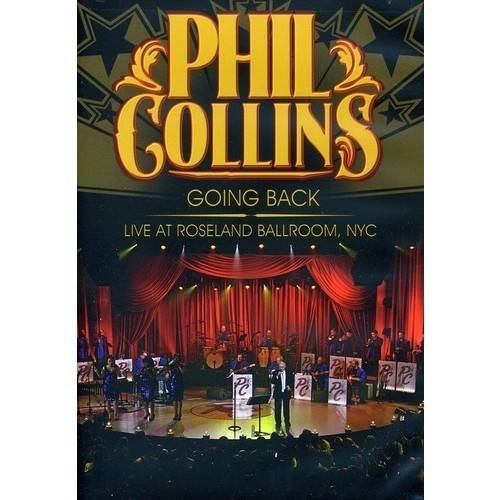 Going Back: Live At Roseland Ballroom, NYC (Music DVD)