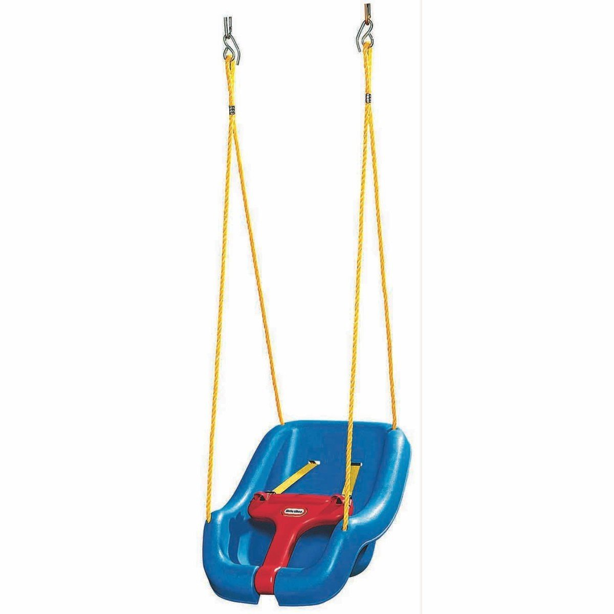 2-in-1 Snug N Secure Swing, Multi Color, Perfectly safe toddler swing that has the size and durability of a... by Little Tikes