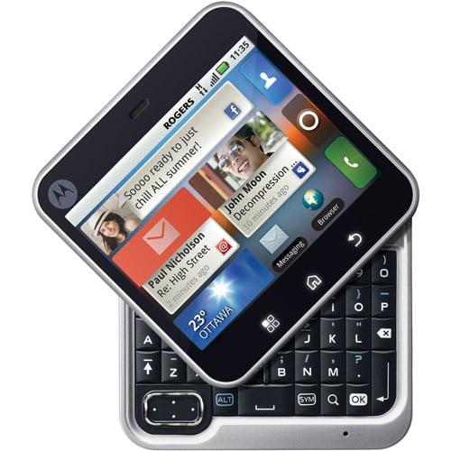 Motorola Flipout MB511, Black (Unlocked)