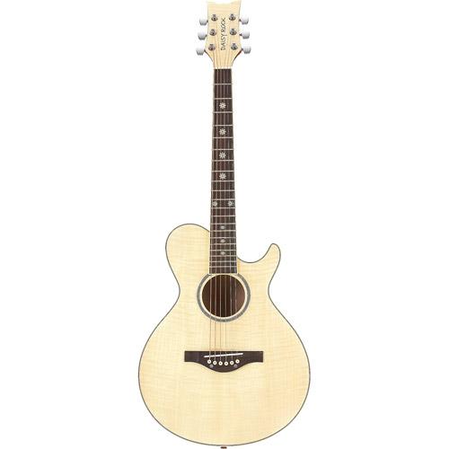 Daisy Rock Wildwood Acoustc Bleach Blonde by Daisy Rock Guitars