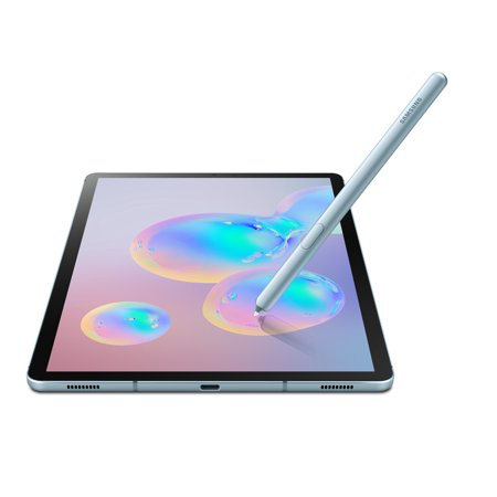 "SAMSUNG Galaxy Tab S6 10.5"" 256GB WiFi Android 9.0 Pie Tablet Cloud Blue S Pen- SM-T860NZBLXAR"