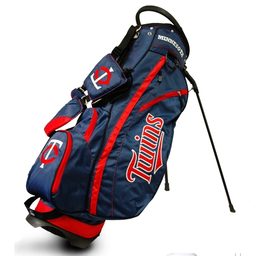 Minnesota Twins Fairway Stand Golf Bag - No Size
