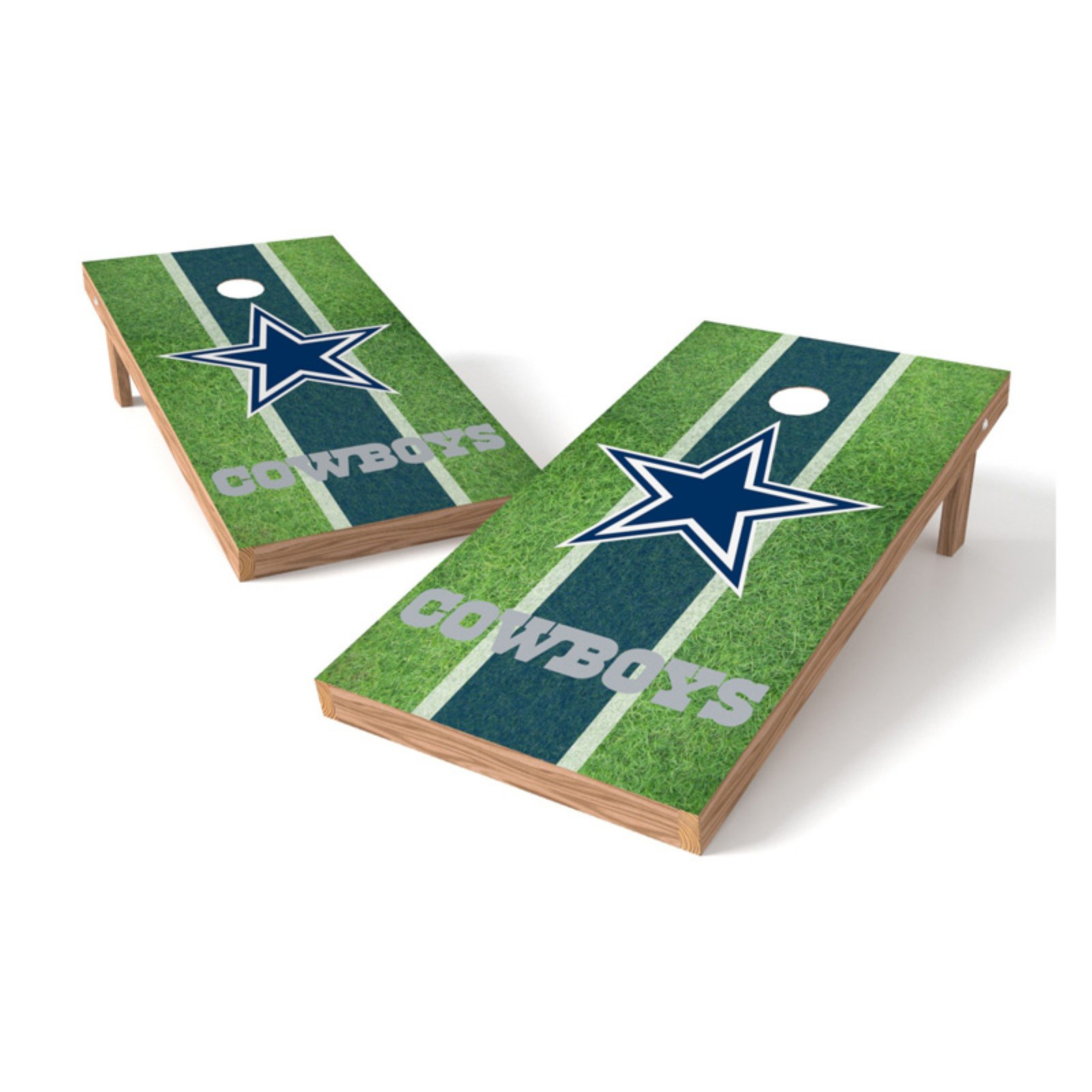 Wild Sports NFL Field XL Shield Cornhole Set