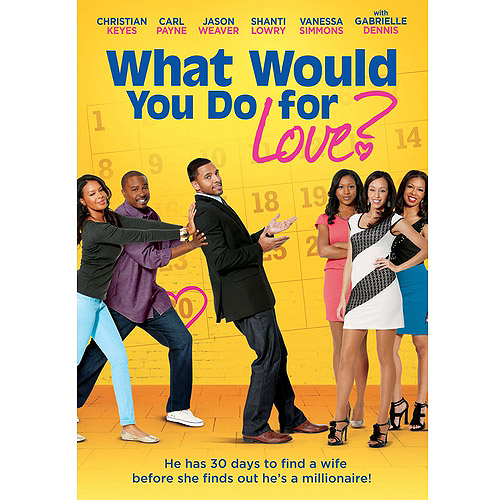 What Would You Do For Love (Widescreen)
