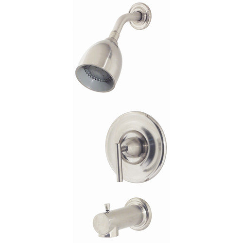 Pfister Contempra Diverter Tub and Shower Faucet with Lever Handle