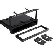 SCOSCHE FD1327B - 1995-up Ford Truck/SUV Mounting Dash Kit for Car Radio / Stereo Installation with 1.5 CD Storage Pocket