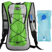 Outdoor Sport Hydration Backpack for Camping Hiking Riding Climbing Running Sports Backpack Bag with 2L Water Bladder