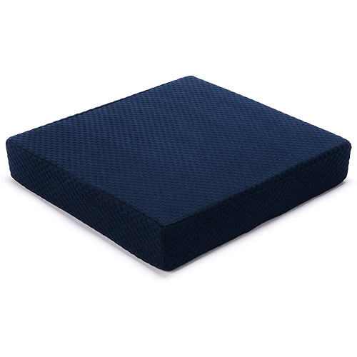 Carex Memory Foam Seat Cushion Walmart Com