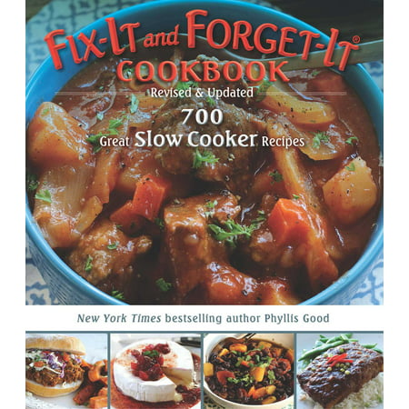 Fix-It and Forget-It Cookbook: Revised & Updated : 700 Great Slow Cooker (Best Fundraising Bake Sale Recipes)