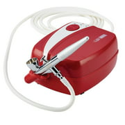 Best Airbrushes - Cake Boss Decorating Tools Airbrushing Kit, Red Review