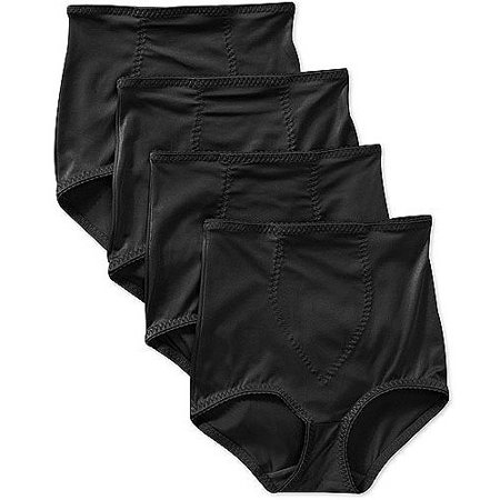 d417b57f2ee3 Cupid - Light Control Brief with Shaping Panel - 4 Pack - Walmart.com