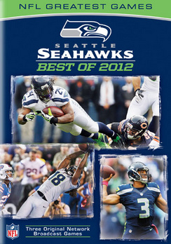 NFL GREATEST GAMES SET-SEATTLE SEAHAWKS BEST OF 2012 (DVD) (3DISCS) (DVD) by NFL PRODUCTIONS