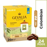 Gevalia Colombian Coffee K-Cup Pods, Caffeinated, 24 ct - 8.3 oz Box