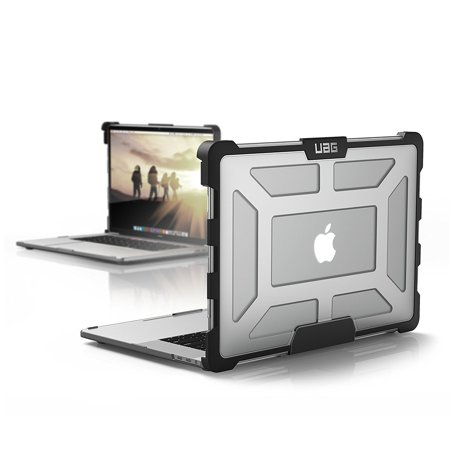 Shaft 4th Gear - UAG MacBook Pro 15-inch with Touch Bar (4th Gen) Feather-Light Rugged [ICE] Military Drop Tested Laptop Case